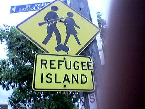 Refugee Island -Australia?