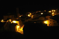 Lechago at night (David Domingo) Tags: night village terol aragn aragon espaa espanya lechago arag spain europa europe teruel