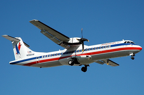 American Eagle ATR-72 N288AM