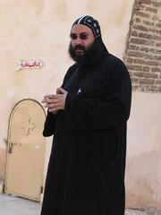 Deir Amba Bishuy - Coptic Monastery (becklectic) Tags: 2005 egypt monastery 100 coptic loweregypt deirambabishuy worldtrekker