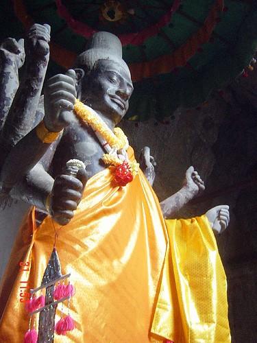 Buddha's Hindu Avatar. భిన్నత్వంలో ఏకత్వం.