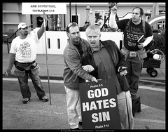 God Hates Sin - by danny.hammontree