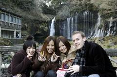 Ayuno, Kana, Reina and Me