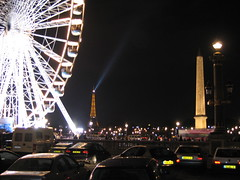 Ferris Wheel, Eiffel Tower