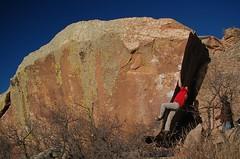 Eliminator Boulder (ajaxjv) Tags: rock reservoir climbing horsetooth top20sports