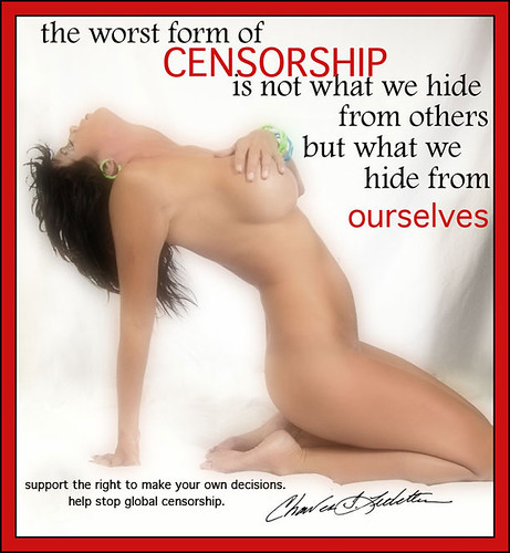 Stop global censorship by Entropyer, on Flickr