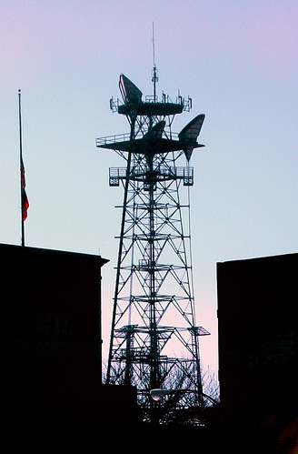 Downtown Augusta Radio Tower