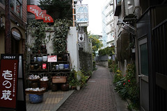 Takeshita Street Alley (funkaoshi) Tags: tokyo lenstagged harajuku digitalrebelxt alleys takeshitastreet canon1855f3556 canonefs1855mmf3556