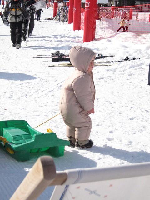 Mini-Snowcat