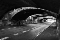 Under the Railway 1 - by n0ll