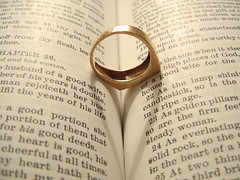 My Father's Ring (John  McDonald) Tags: shadow love heart father ring bible valentines s3000 johnmcdonald interestingness197 i500 djxtremeaudiophile