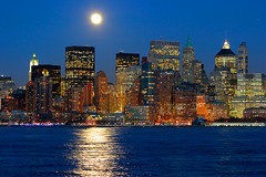 Moonrise Over Manhattan Island (olvwu | ) Tags: newyorkcity blue usa moon ny newyork water skyline island interestingness fantastic cityscape manhattan mosaic quality horizon interestingness1 freezing beautifullight fullmoon clean clear moonrise stunning hudsonriver 500views 110favs ferrytrip metropolitan tranquil skycrapers 5pm bluehue 1000views bussiness jungpangwu oliverwu oliverjpwu olvwucom 2000views 10favs 20favs 30favs windowlights 1500views explored 50favs bouncinglight flickrexploretop10 flickrexploretop5 mahattanskyline freezeoftime worldcity gatetothenewworld 100favs 40favs 60favs 70favs 80favs 90favs flickrexplorefeatured 120favs olvwu jungpang