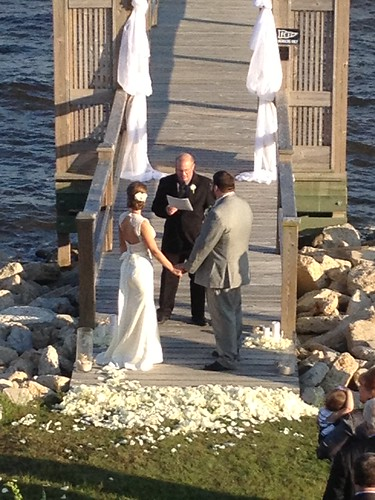 Water Front Wedding
