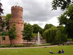 Kronenburgerpark - Nijmegen (mdarowska) Tags: park city holland green tower netherlands dutch nijmegen europe thenetherlands nl visitholland