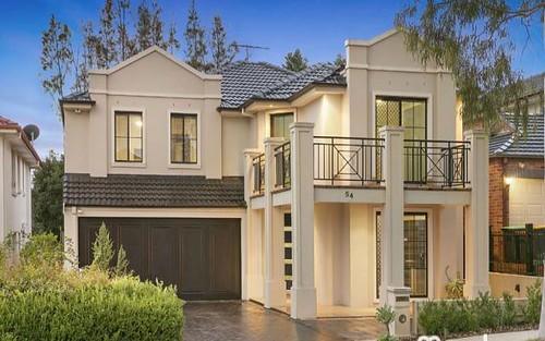 4 Fraser Av, Kellyville NSW 2155