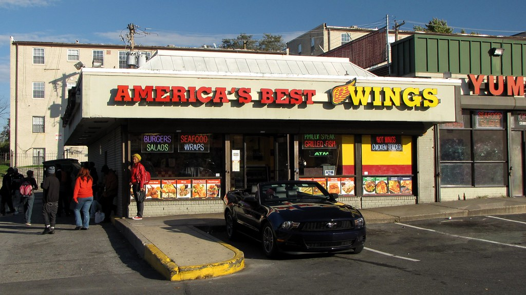 Fast Food Restaurants In Columbia South America
