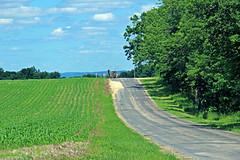 Rustic Roads 12 200 (kg.hill50) Tags: nature wisconsin rural rustic farmland farms roads backroads rusticroads12