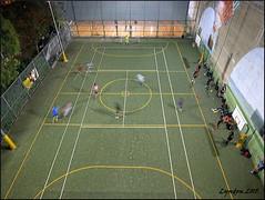 103. A game (150 Scavenger Hunt) (Lyndon (NZ)) Tags: longexposure people sport night lowlight fuji sydney gimp australia scavengerhunt 2015 xs1 thegreat150scavengerhunt fujifilmxs1