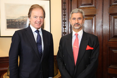 Foreign Secretary of India