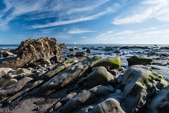 Stones, stones, stones (silberne.surfer) Tags: california usa beach santabarbara strand nikon urlaub nikkor kalifornien 2015 uww nikkorafs1635mmf4g nikond750