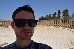In Jerash (Keith Mac Uidhir  (Thanks for 3.5m views)) Tags: city history archaeology architecture greek ancient ruins roman jordan classical jerash jordanian jordanien jordanie antiquity grecoroman  gerasa  urdun jarash  jordani rdn jordnia    yordania  hordan  iordania   hordania jordnsko