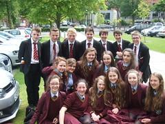 Rainey Boys and St Pius X Girls