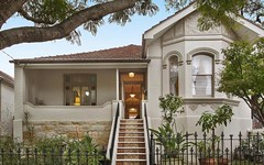 1 Northcote Road, Glebe NSW