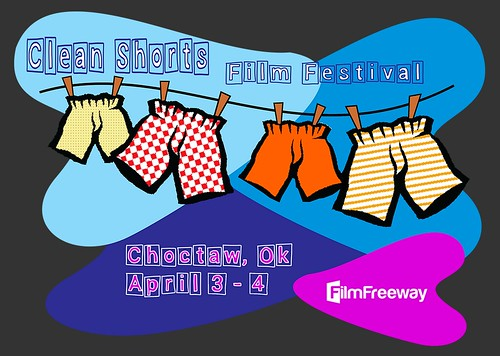 Clean Shorts Film Festival by Wesley Fryer, on Flickr