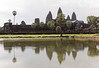 Angkor Wat (Rambo2100) Tags: reflection water pagoda ancient cambodia khmer lotus towers angkorwat off unesco siemreap angkor moat worldheritage mountmeru scjohnson suryavarmanii អង្គរវត្ត rambo2100