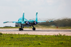 AP0A9133_1000 (Nikolay Krasnov) Tags: show blue sky clouds plane canon airplane photo force russia moscow aircraft aviation air flight bluesky follow since airshow helicopter planes sigma120400 5dmk3 zukovski aviadarts2015