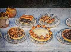 Gustave Caillebotte - Pastry Cakes, 1881 (Toll Collection Museum of Art Philadelphia PA) viewed at The Painter's Eye Exhibit at National Gallery of Art Washington DC (mbell1975) Tags: eye art philadelphia cakes museum painting french us dc washington districtofcolumbia gallery museu unitedstates fine arts exhibit musée musee collection pa national toll pastry impressionism museo impression painters impressionist muzeum viewed gustave finearts the beaux beauxarts müze gallerie caillebotte 1881 musum