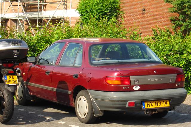 kia 1994 sephia 16i slx kiasephia sidecode5 hxnr14