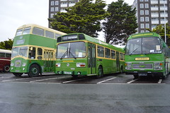 Southdown Preserved (PD3.) Tags: road uk england west bus buses vintage sussex worthing july ycd national leopard elite service preserved seafront titan 75 75t leyland psv pcv 1835 fcd 294 2015 plaxton servic pd3 heene uuf 294d fcd294d ycd75t 835j uuf835j
