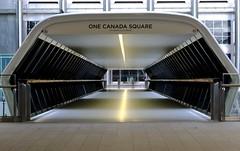 one canada square (Artee62) Tags: city england london canon eos cityscape 7d canarywharf mkii