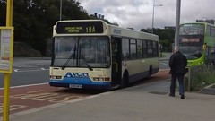 Avon Buses, East Lancs Spryte / Dart SLF 10.1m,  SN09 NFR (509) (NorthernEnglandPublicTransportHub) Tags: