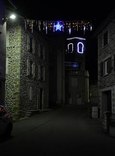 Saint-Hostien, illuminations 2015
