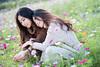 DSCF1248 (Robin Huang 35) Tags: 雙喬兒 twins 台大校園 台灣大學 校園 ntu 雙胞胎 雙模 portrait lady girl xt2 fujifilm