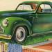 Simca Six Décapotable (1948)