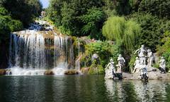 Cascata di Diana (SDB79) Tags: caserta reggia reale parco cascata diana statua giardino cultura arte monumento