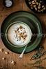 jerusalem artichoke soup with garlic croutons (magshendey) Tags: soup artichoke jerusalemarichoke winter warming homemade foodphoto foodstyling