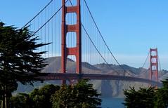 Golden Gate Bridge, San Francisco, California (Joseph Hollick) Tags: sanfrancisco california usa bridge goldengatebridge