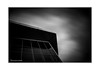 New Brighton (Paul Compton (PDphotography)) Tags: westkirby sky dark mono monochrome mood building roof top looking up new brighton window