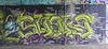 Nantes, Smoka (Zerbi Hancok) Tags: france nantes graff graffiti pont nantesgraffiti streetart