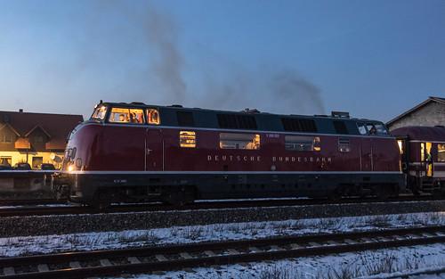 220 033-5 V200 DB Wernigerode 28.01.17 iv