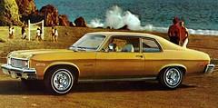 1973 Chevrolet Nova Custom Coupe, September 1972 press photo (R36 Coach) Tags: chevrolet chevroletnova chevynova 1973 pressphoto presskit