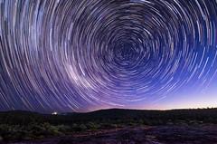 Sullivan's Rock Star Trails, Western Australia (inefekt69) Tags: darlingranges sullivansrock cosmology southernhemisphere cosmos startracing southern startrails startrailsexe starcircles startracks perth stacked stacking stack westernaustralia australia dslr longexposure rural tokina 1116mm 11mm d5100 nightphotography nikon stars night astronomy space galaxy astrophotography