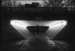 Edinburgh (stuedwards_filmmaker) Tags: ally atmospheric edinburgh 35mm 35mmfilmphotography desolate tunnel scotland streetphotography stuedwards scottish street stuartedwards blacknwhite35mm blackwhite blacknwhite