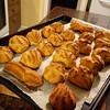 More Choux! (yummysmellsca) Tags: sweet cooking baking yummy yum vegetarianrecipes choux pastry montessori homeeconomics mlcp puff creampuff pateachoux pâteàchoux home economics baked kids