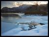 ohne Titel (stefandinkel) Tags: stefandinkel olympusomdem1 panasonic12mm14 mft m43 kochelsee landschaft wasser eis schnee