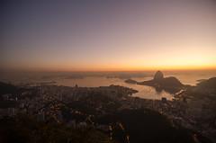 Rio de Janeiro (Klei Simões) Tags: rj brazil amanhecer cidade maravilhosa pão de acuçar dia day sun sol city favela donamarta marta color nikon art photography